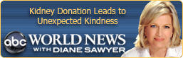 ABC News - Kidney Donation Leads to Unexpected Kindness